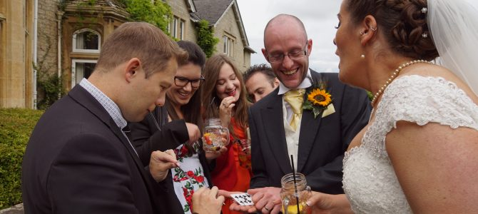 The Bath Magician, Grant Maidment – Your Wedding Day Entertainment Solution!