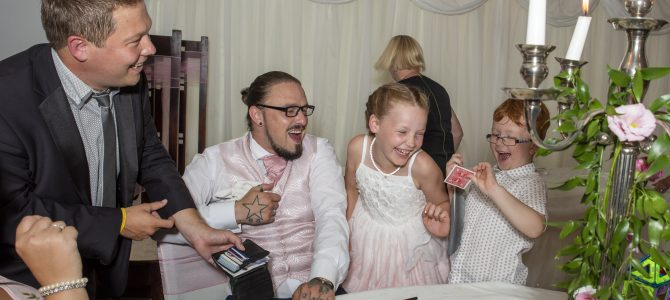 Grant's top tips for a stress free wedding day!